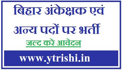 Bihar Auditor And Various Post Recruitment 2021